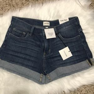 NWT Sneak Peek Denim Shorts